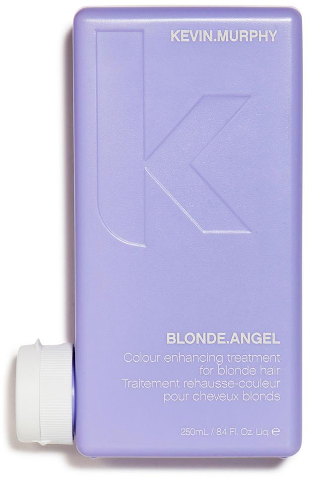 blonde angel silver inpackning