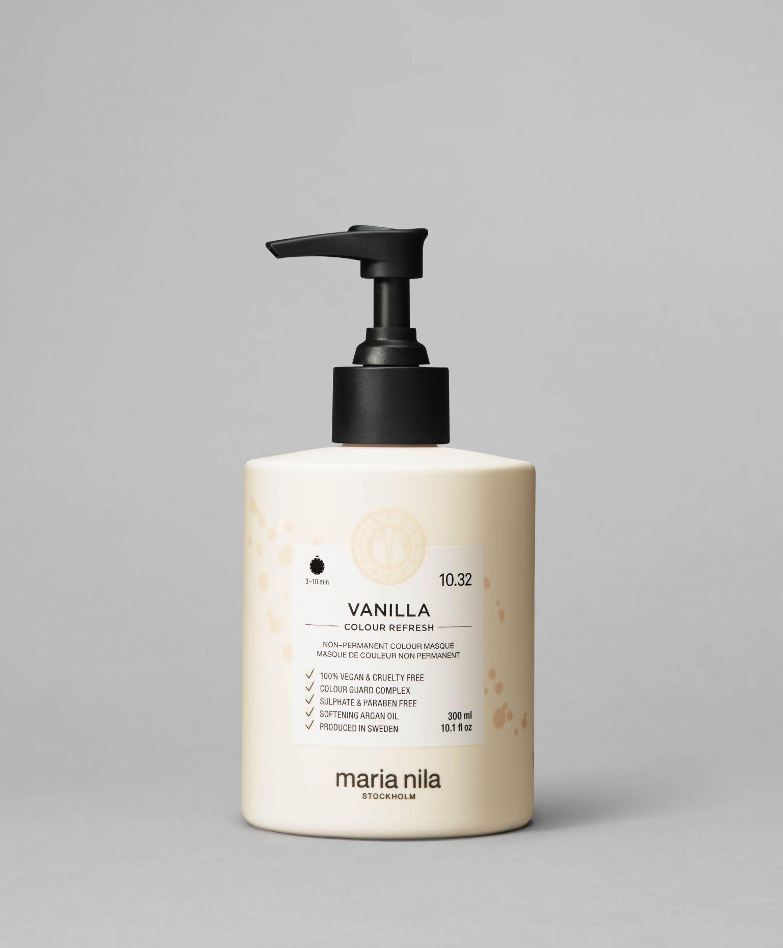 färg inpackning vanilla
