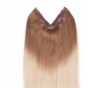 rapunzel easy clip in original t1460 cendre ash blond ombre 50 cm 1011 250 0015 1