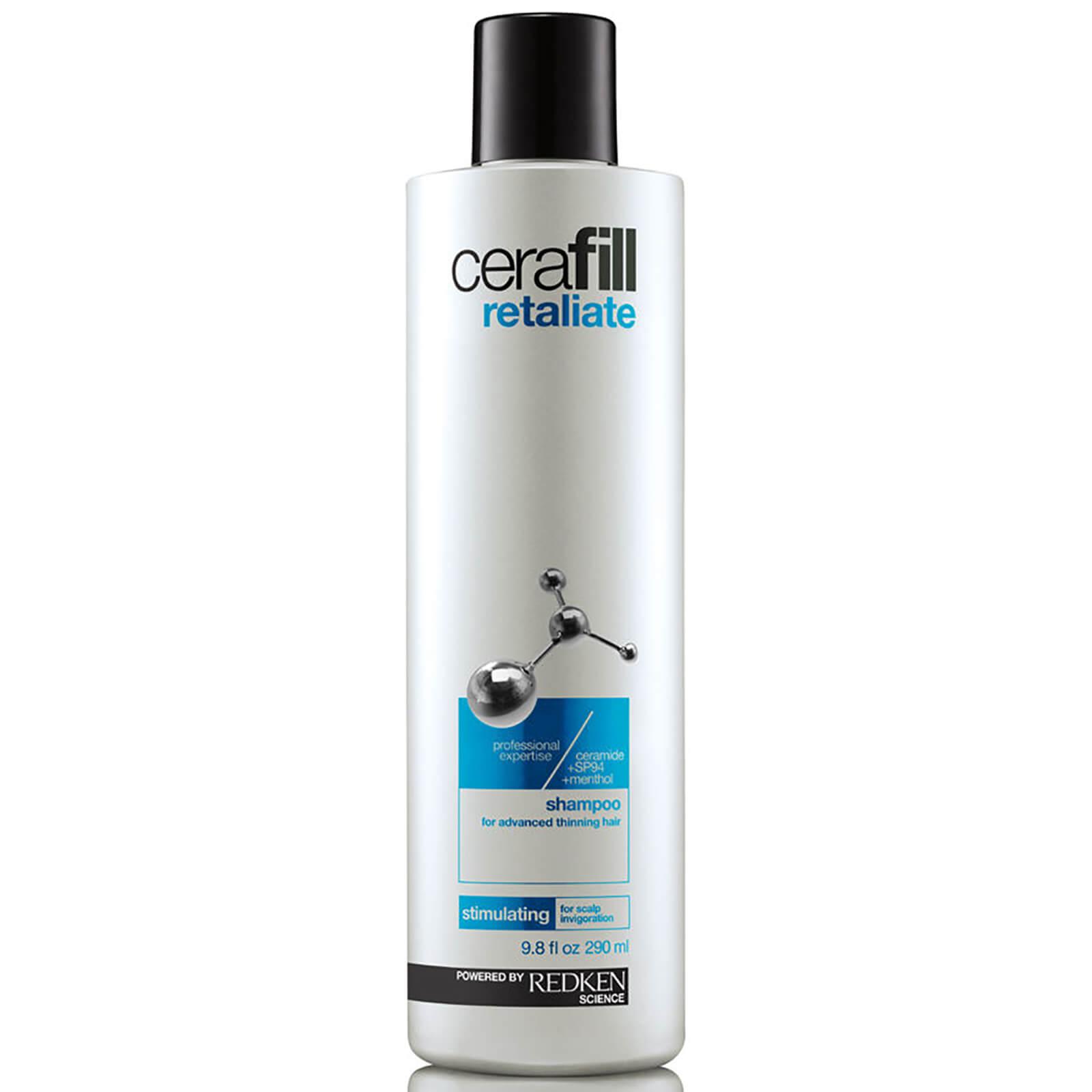 redken cerafill shampoo