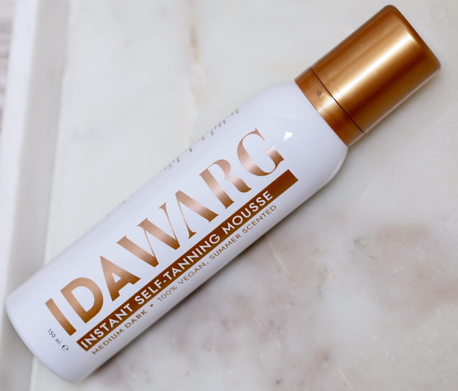 ida warg brun utan sol mousse medium dark
