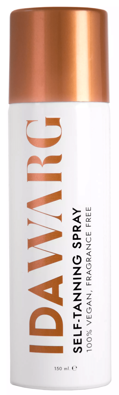 ida warg self tanning spray