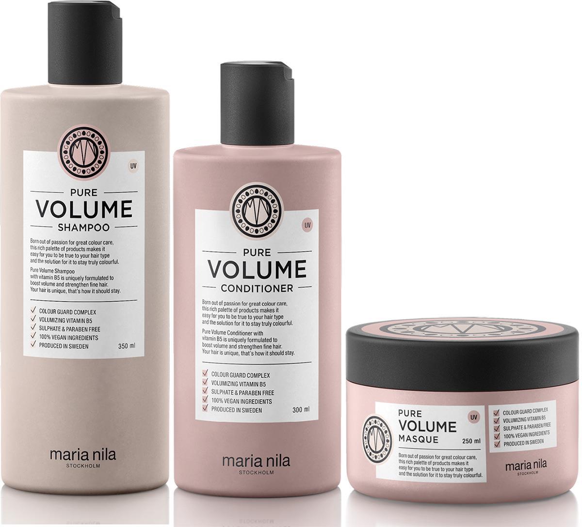 maria nila palett pure volume trio 1003 918 0900 1