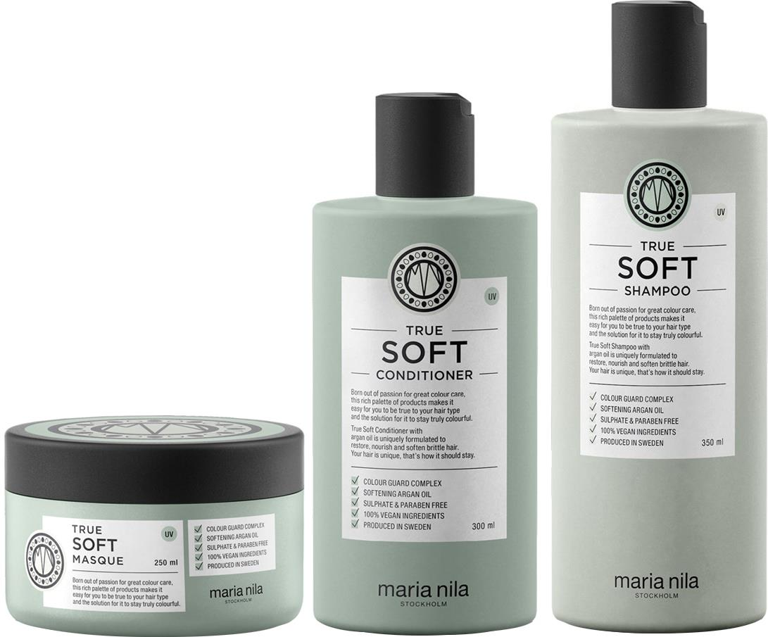 maria nila palett true soft trio 1003 915 0900 12