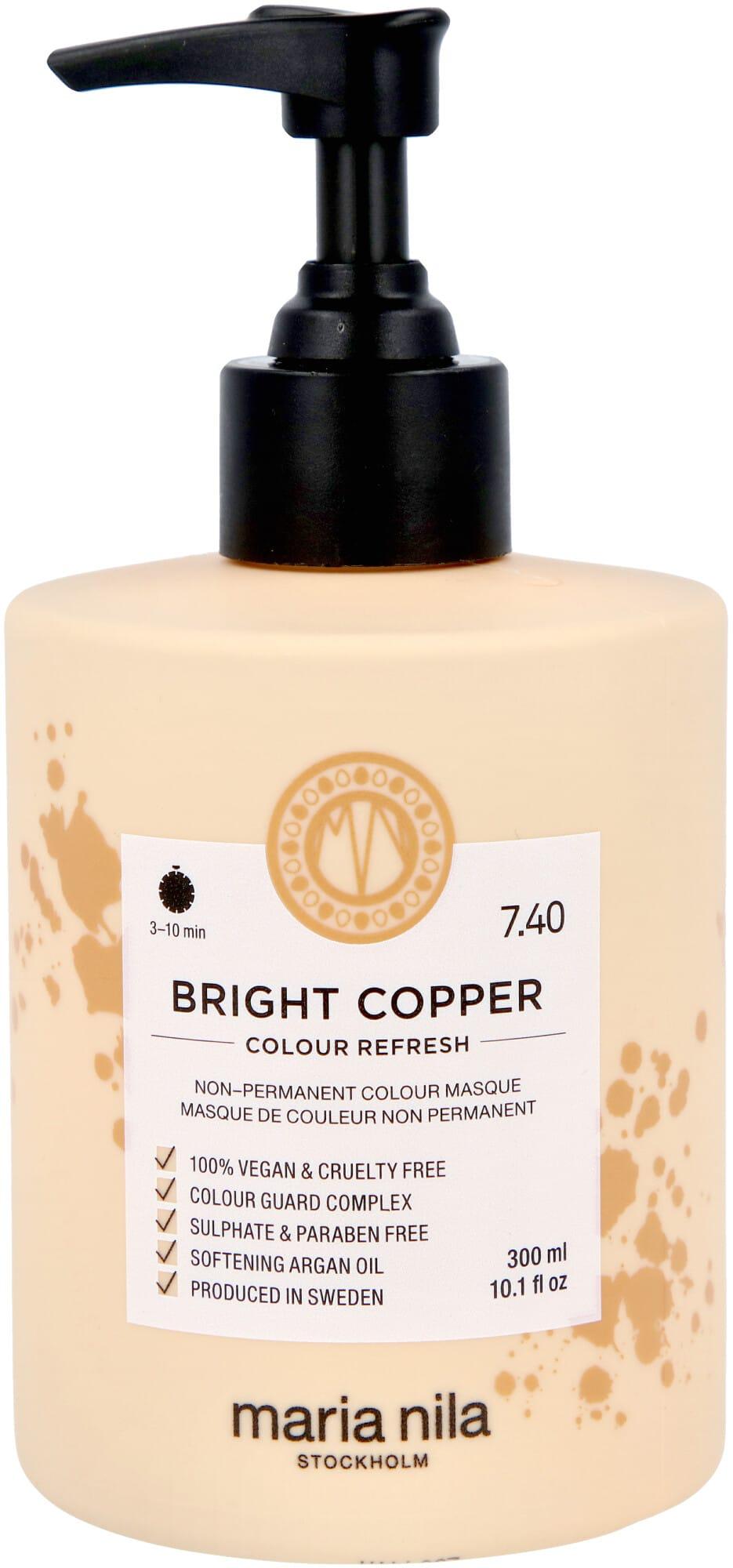 maria nila bright copper 300ml 1003 134 0300 1