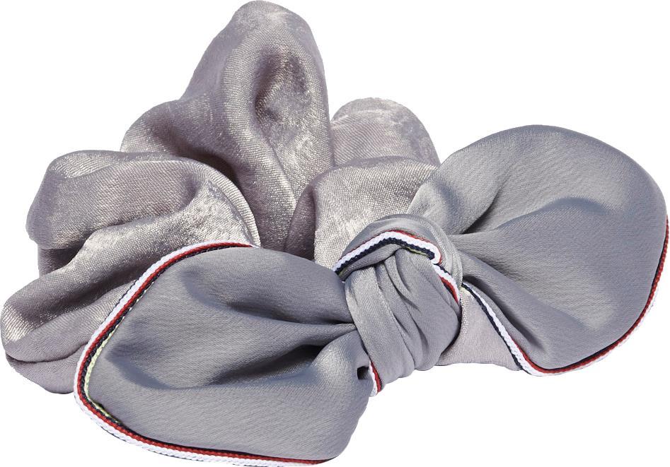 pieces by bonbon elin scrunchie grey