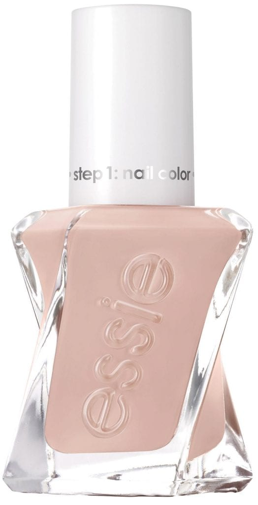 Essie Gel Couture Ballet Nude Buttoned And Buffed 511