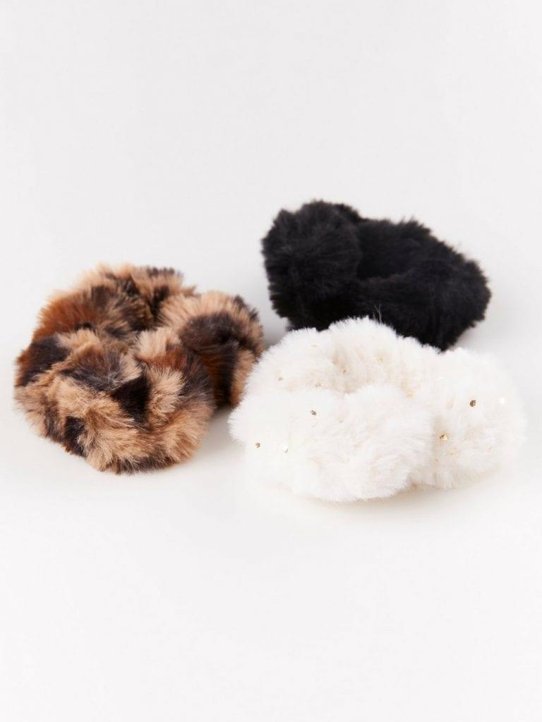 snygga scrunchies for barn