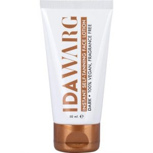 Ida Warg Instant Self Tanning Face Lotion 50ml
