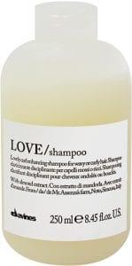 bästa schampot för lockigt hår