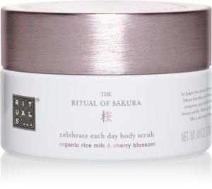 rituals bodyscrub sakura