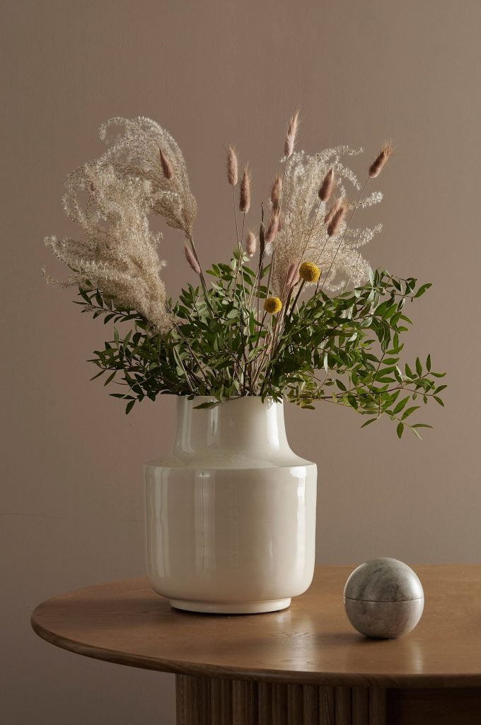 Snygg blomkruka