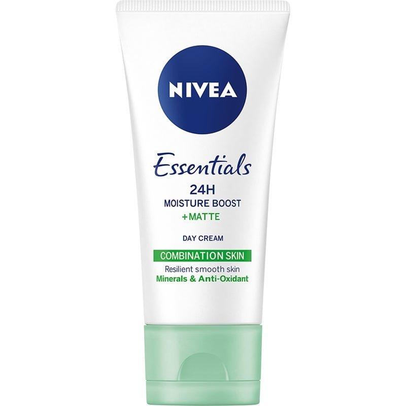 nivea ansiktskram daily essentials